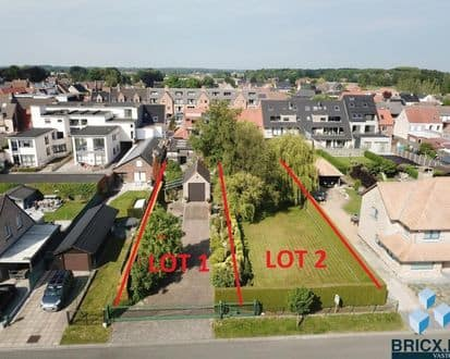 Land for rent Veldegem