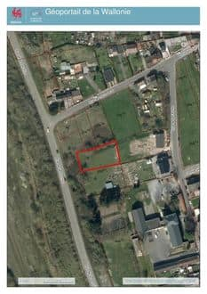 Building land<span>1067</span>m² for rent