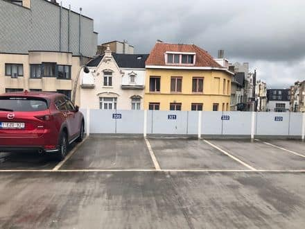Parking space for rent Ostend