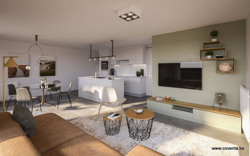 Apartment for sale in Staden