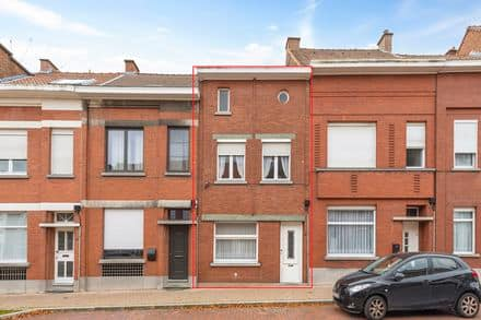 Terraced house for rent Ronse