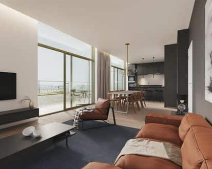 Apartment<span>104</span>m² for rent Brussels