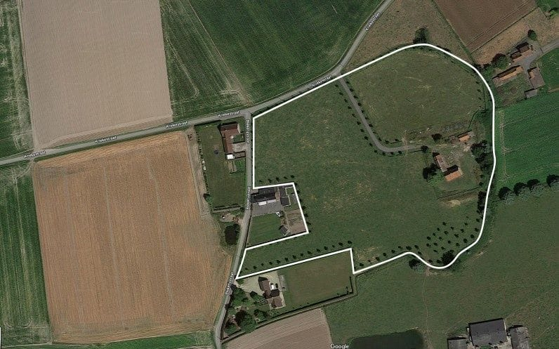 Farmhouse for sale in Pittem