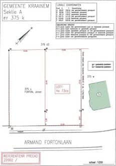 Building land<span>471</span>m² for rent