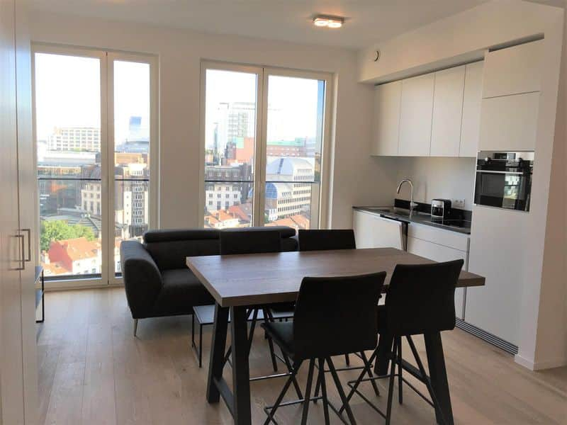Studio flat for rent in Etterbeek