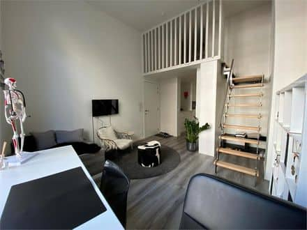 Student flat<span>21</span>m² for rent
