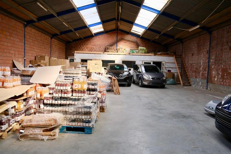 Warehouse for sale in Brussels