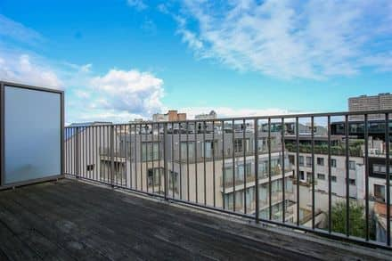 Penthouse<span>95</span>m² for rent Brussels