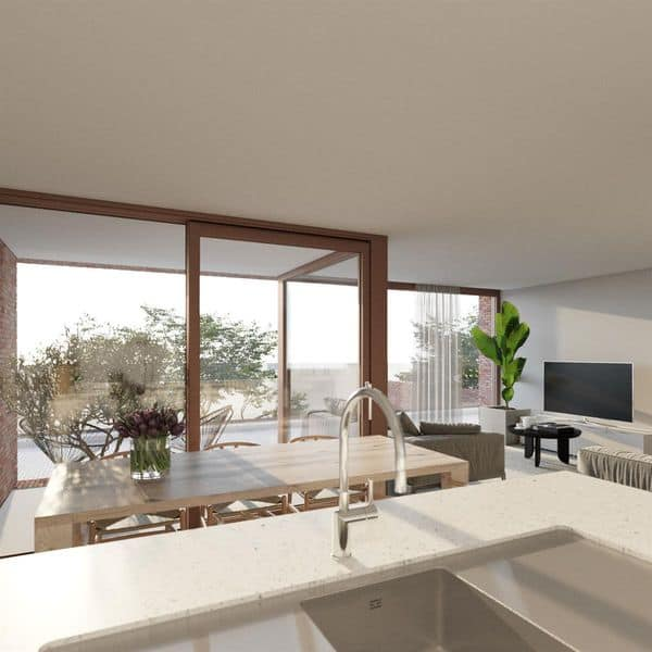 Apartment for sale in Tielrode