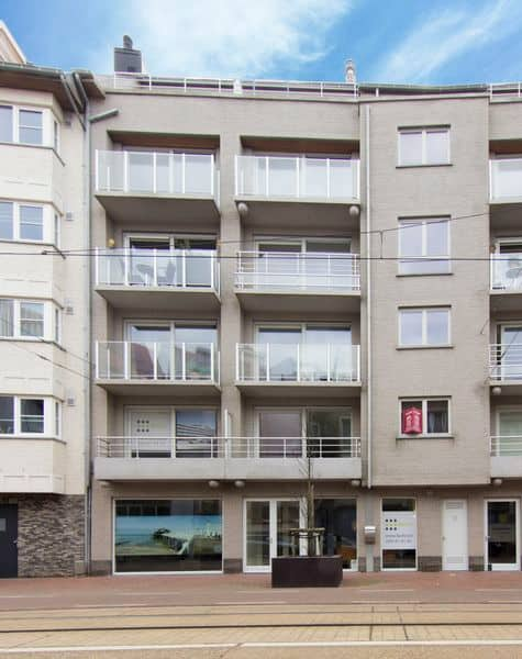 Duplex for sale in Blankenberge