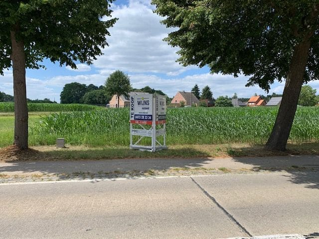 Land for sale in Westerlo
