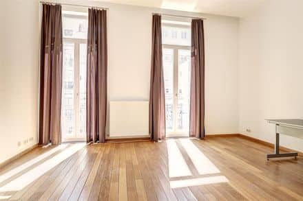 Duplex<span>65</span>m² for rent Brussels