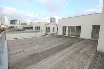Penthouse<span>108</span>m² for rent Brussels
