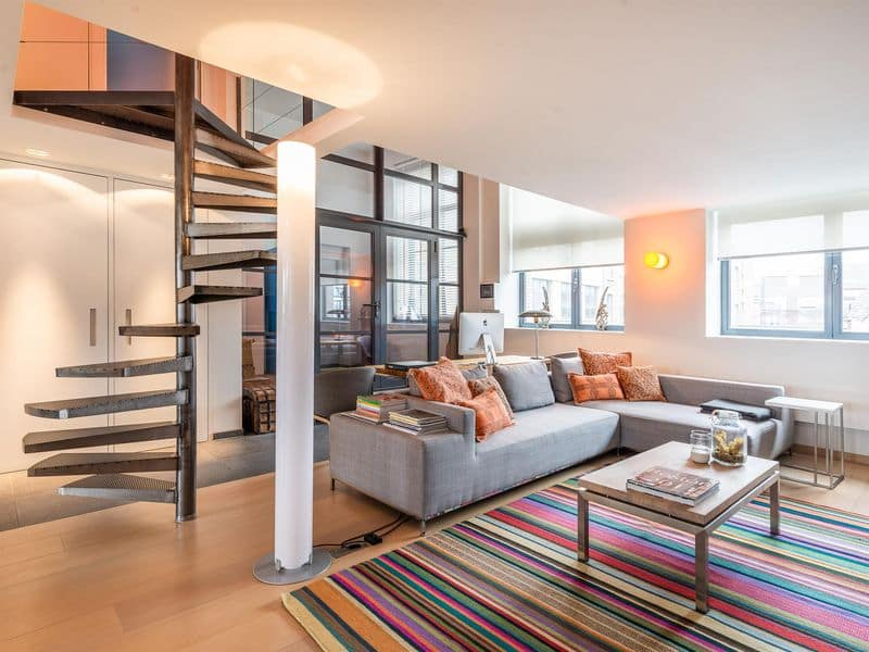 Penthouse for sale in Jette