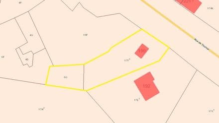 Land<span>960</span>m² for rent