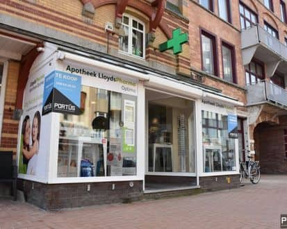 Business<span>117</span>m² for rent Westende