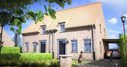 House for rent Zwevegem