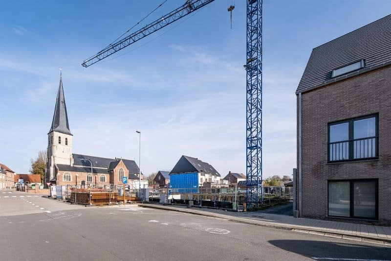 Appartement te koop in Elversele