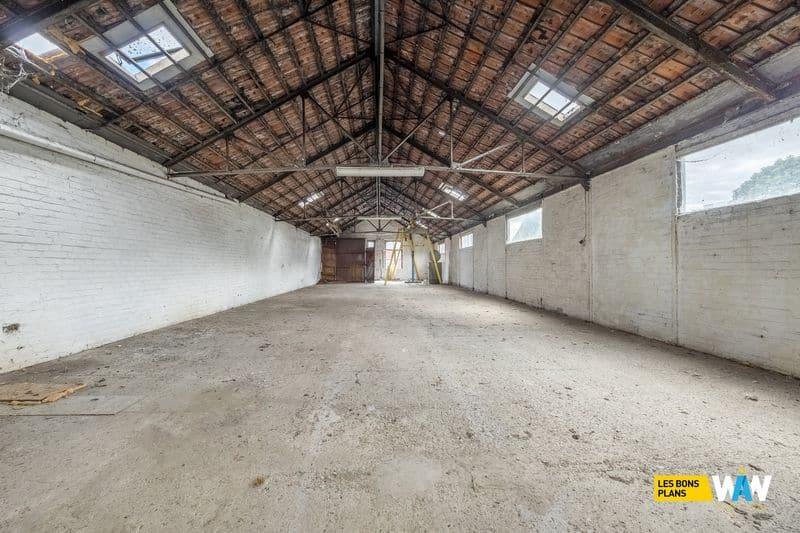 Warehouse for sale in Jemeppe Sur Meuse