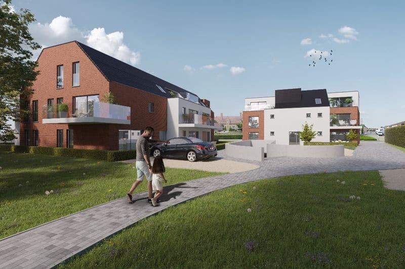 Apartment for sale in Wevelgem