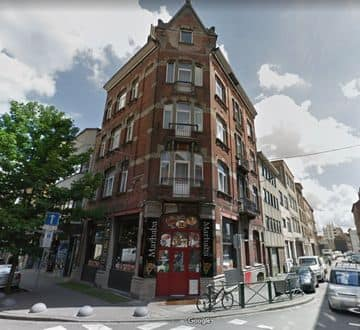 Business<span>171</span>m² for rent Anderlecht