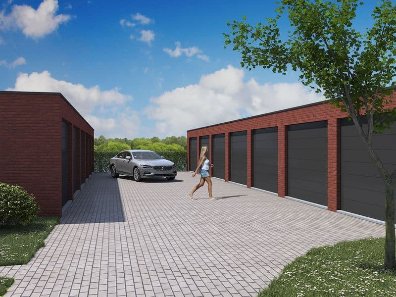 Parking space or garage for sale in Sint Andries