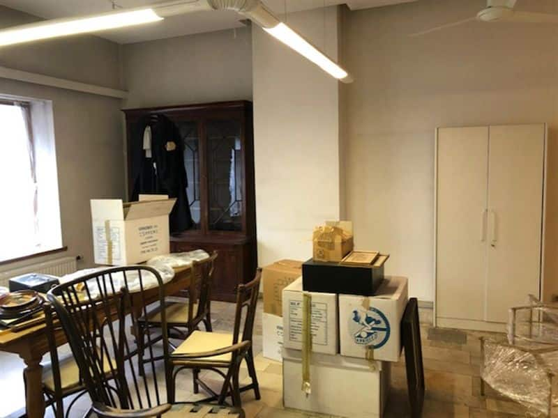Office or business for rent in Dampremy