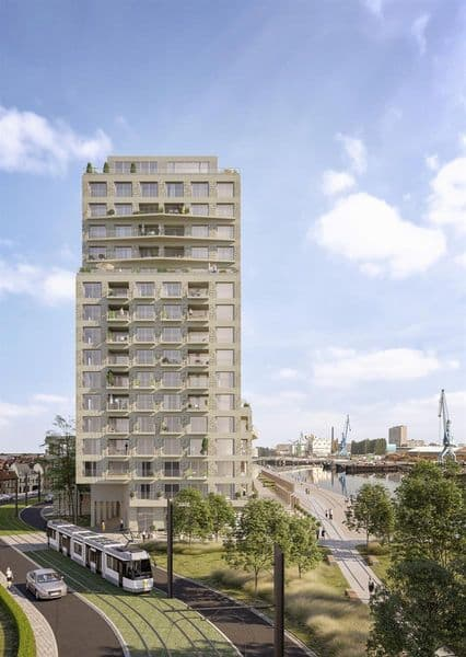 Duplex for sale in Ghent
