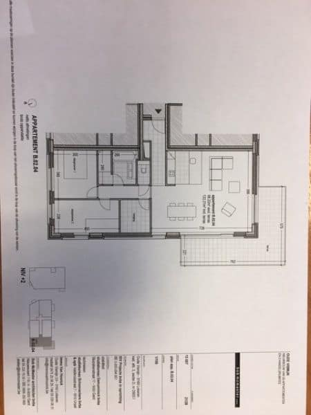 Apartment for sale in Lokeren