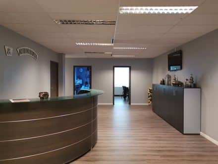 Office<span>290</span>m² for rent Evere