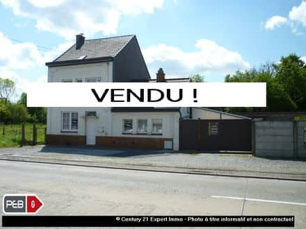 House<span>105</span>m² for rent Anderlues