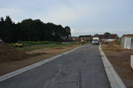 Land for rent Torhout