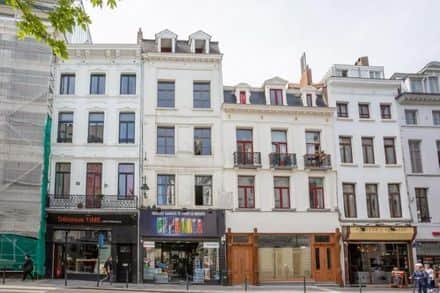 Business<span>55</span>m² for rent Brussels