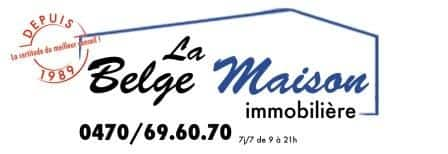 La Belge Maison, real estate agency Mons
