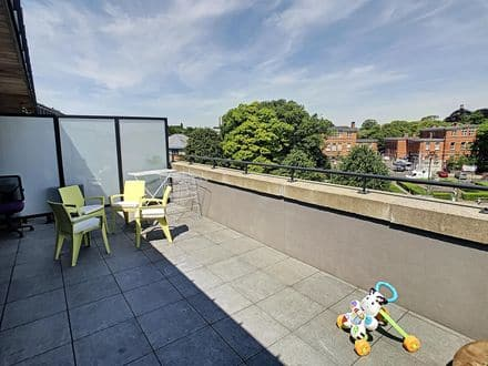 Penthouse<span>114</span>m² for rent Jette