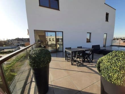 Penthouse<span>117</span>m² for rent