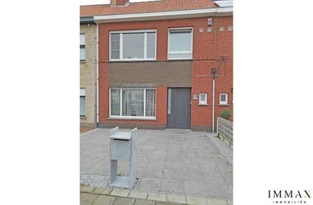House<span>107</span>m² for rent Zeebrugge