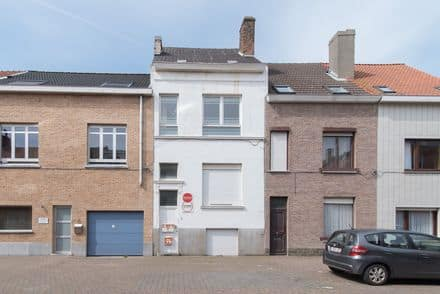 Terraced house for rent Ostend
