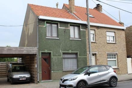 Terraced house for rent Lombardsijde