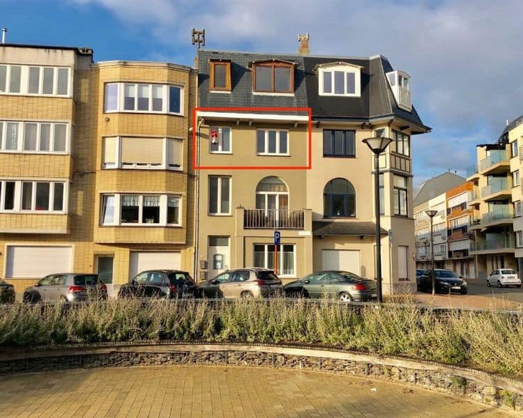 Apartment for rent in Westende