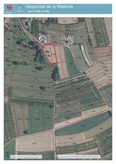 Land<span>4260</span>m² for rent Oizy