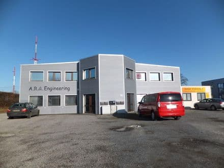 Office or business<span>130</span>m² for rent Wavre