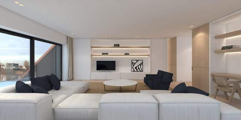 Apartment for sale in Knokke