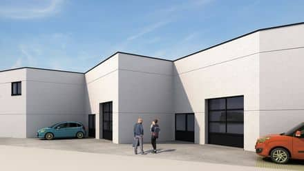 Warehouse<span>100</span>m² for rent
