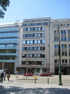 Office<span>96</span>m² for rent Brussels