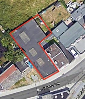 Industrial building for rent Grivegnee