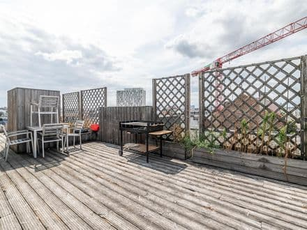 Penthouse<span>114</span>m² for rent Brussels
