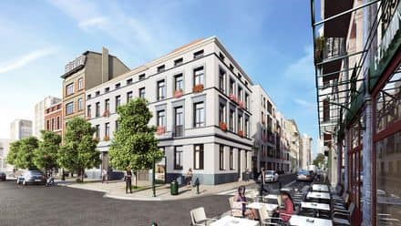 Apartment<span>63</span>m² for rent Brussels
