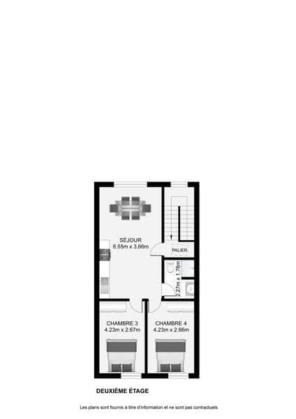 Apartment for sale in Gosselies