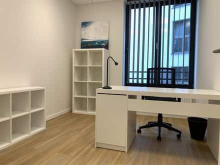 Office or business<span>14</span>m² for rent Ukkel